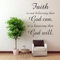 Faith God